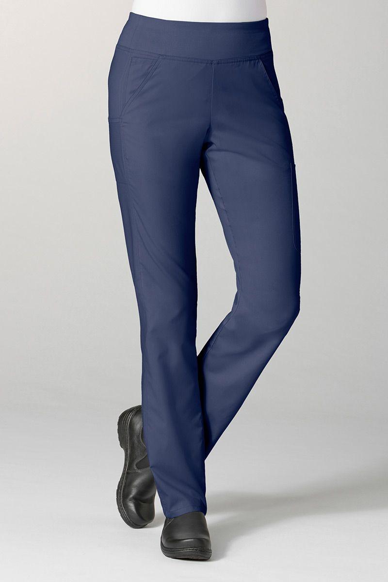 Lékařské kalhoty Maevn EON Classic námořnická modř