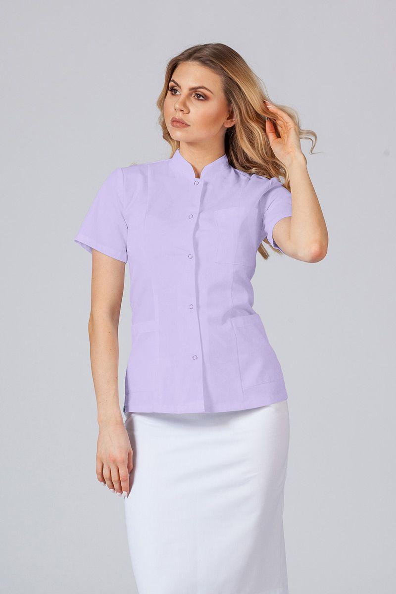 Lékařské sako Sunrise Uniforms lavendulove