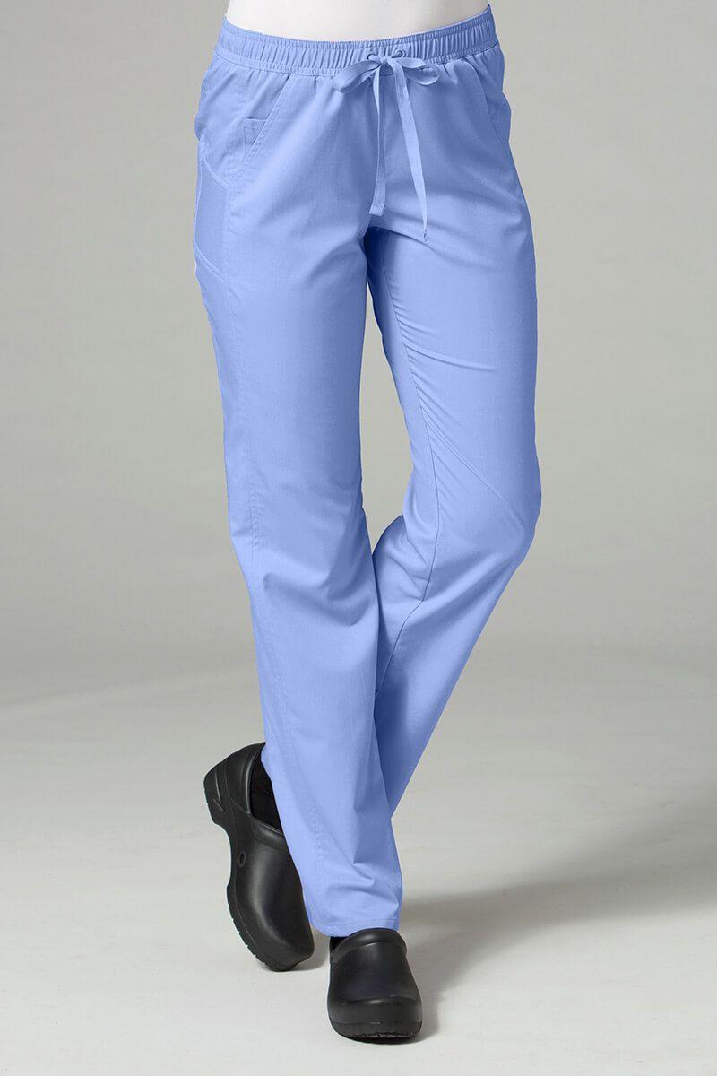 Lékařské kalhoty Maevn EON Sporti klasická modrá