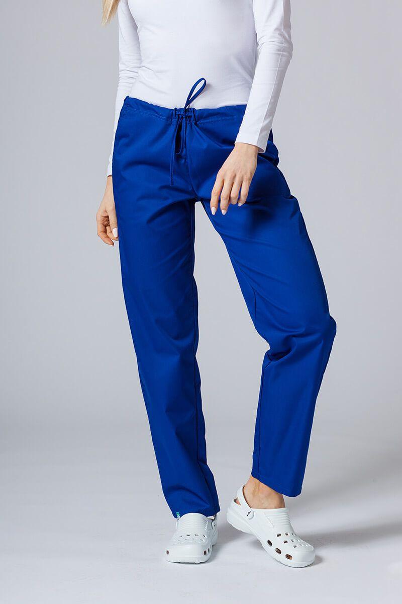 Univerzální lékarské nohavice Sunrise Uniforms tmavo modré