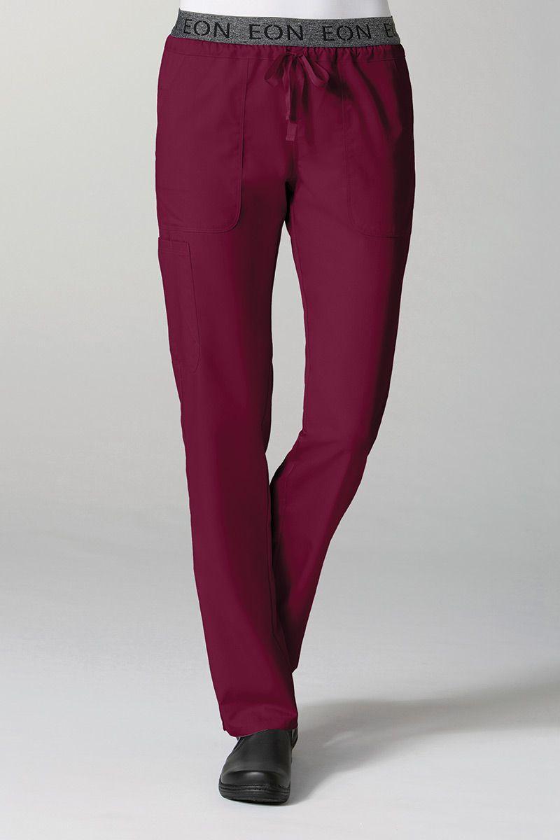 Dámské kalhoty Maevn EON Style třešňové