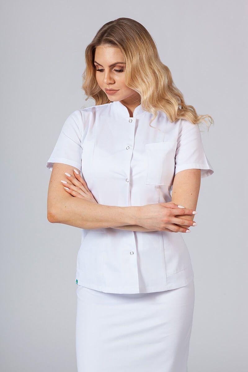 Lékařské sako 01 Sunrise Uniforms bílé