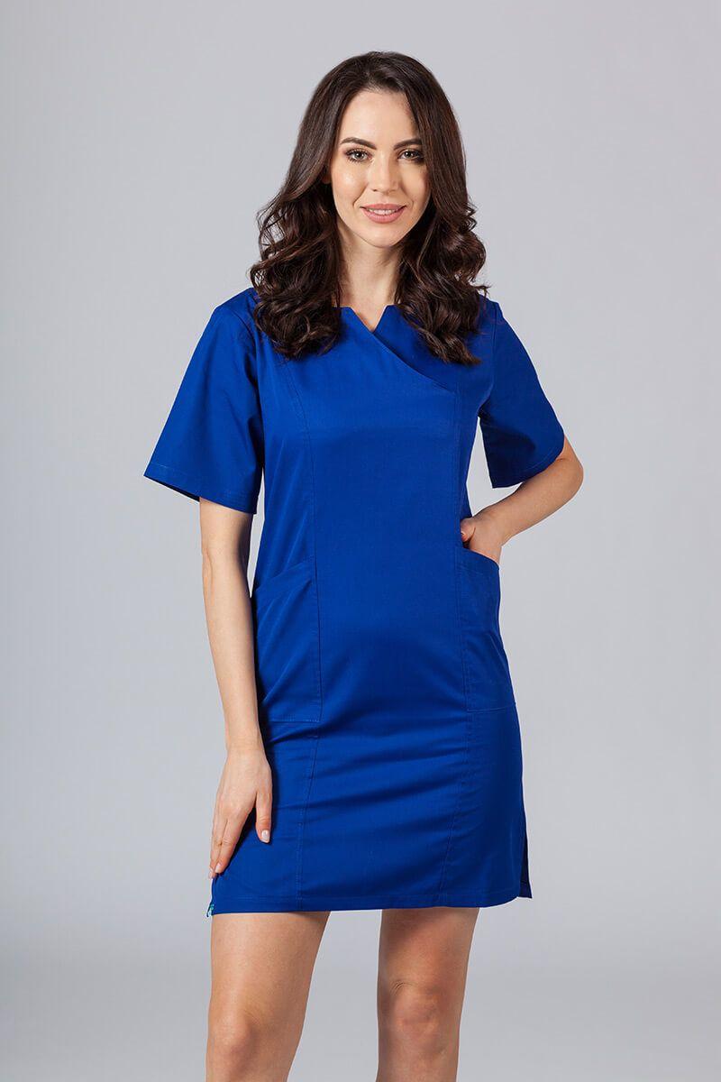 Lékařské Klasické šaty Sunrise Uniforms tmavě modré