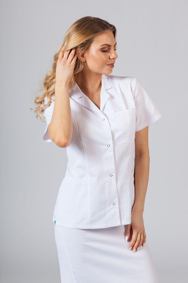 Lékařské sako 02 Sunrise Uniforms bílé