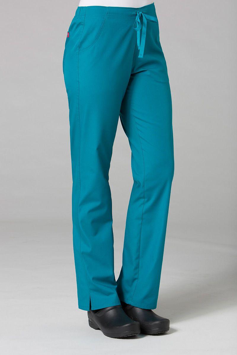 Lékařské kalhoty Maevn Red Panda mořsky modré