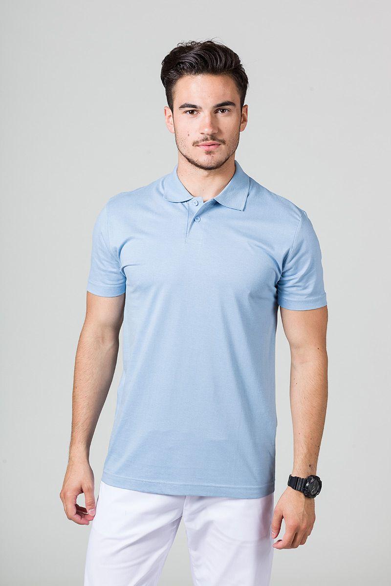 Pánské Polo tričko modré