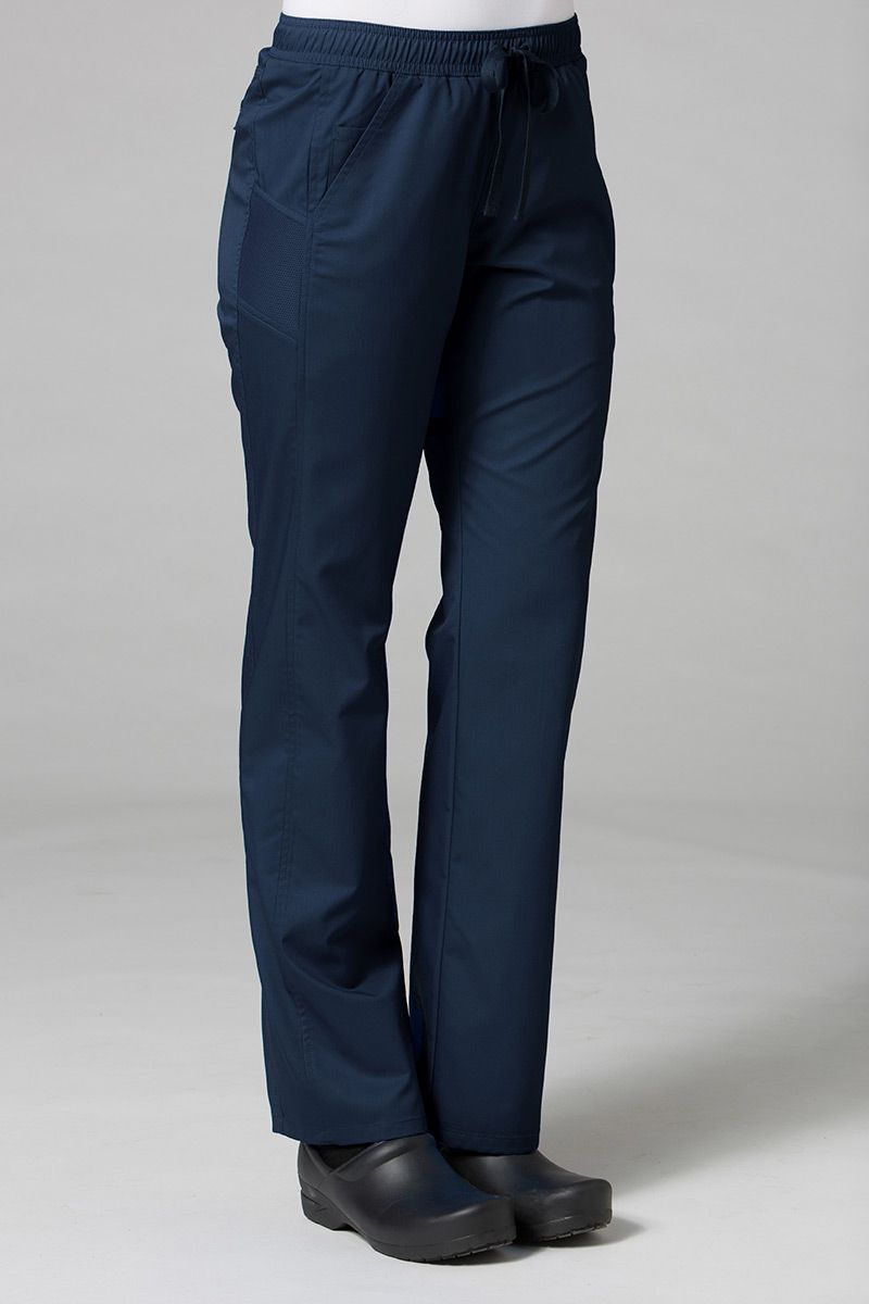 Lékařské kalhoty Maevn EON Sporti námořnická modř