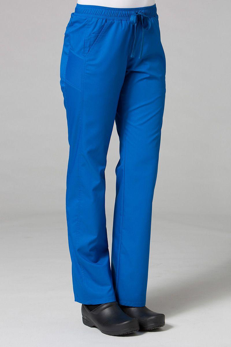 Lékařské kalhoty Maevn EON Sporti královsky modré
