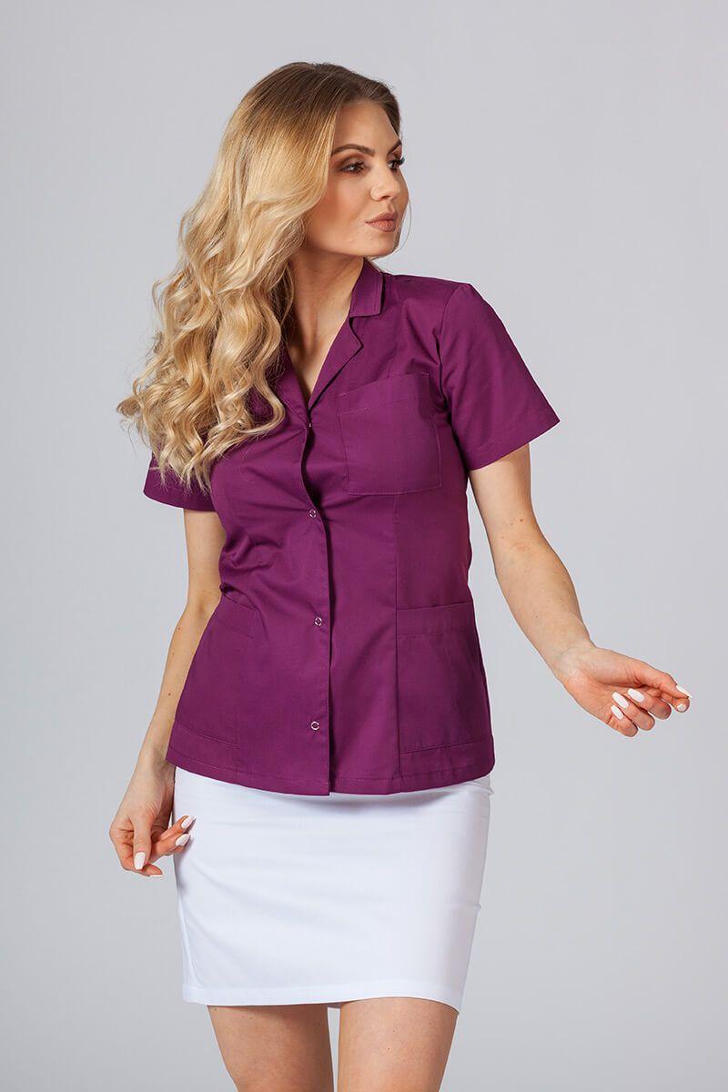 Lékařské sako Sunrise Uniforms lilkové