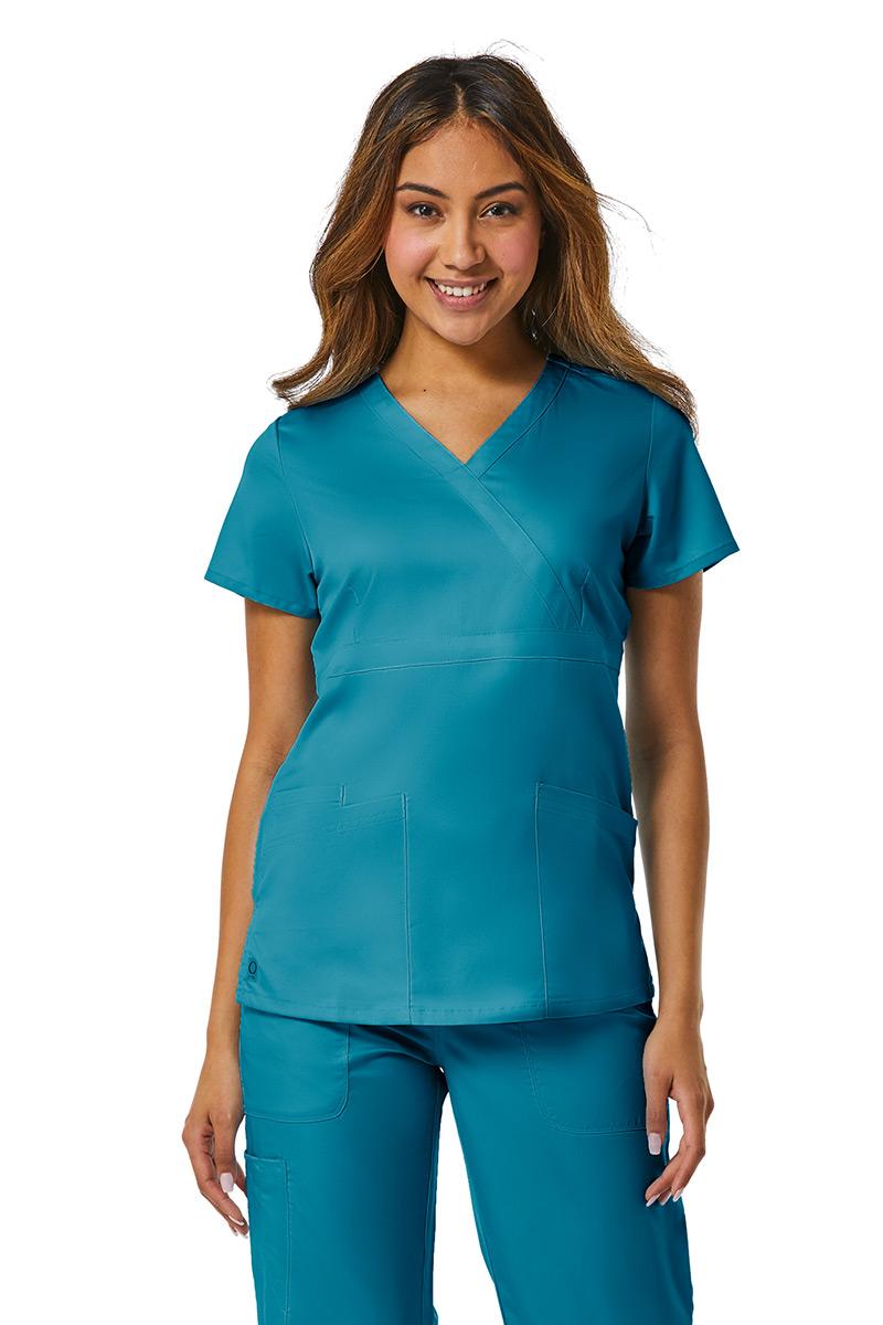 Lékarská blúzka Maevn EON Style morska modrá