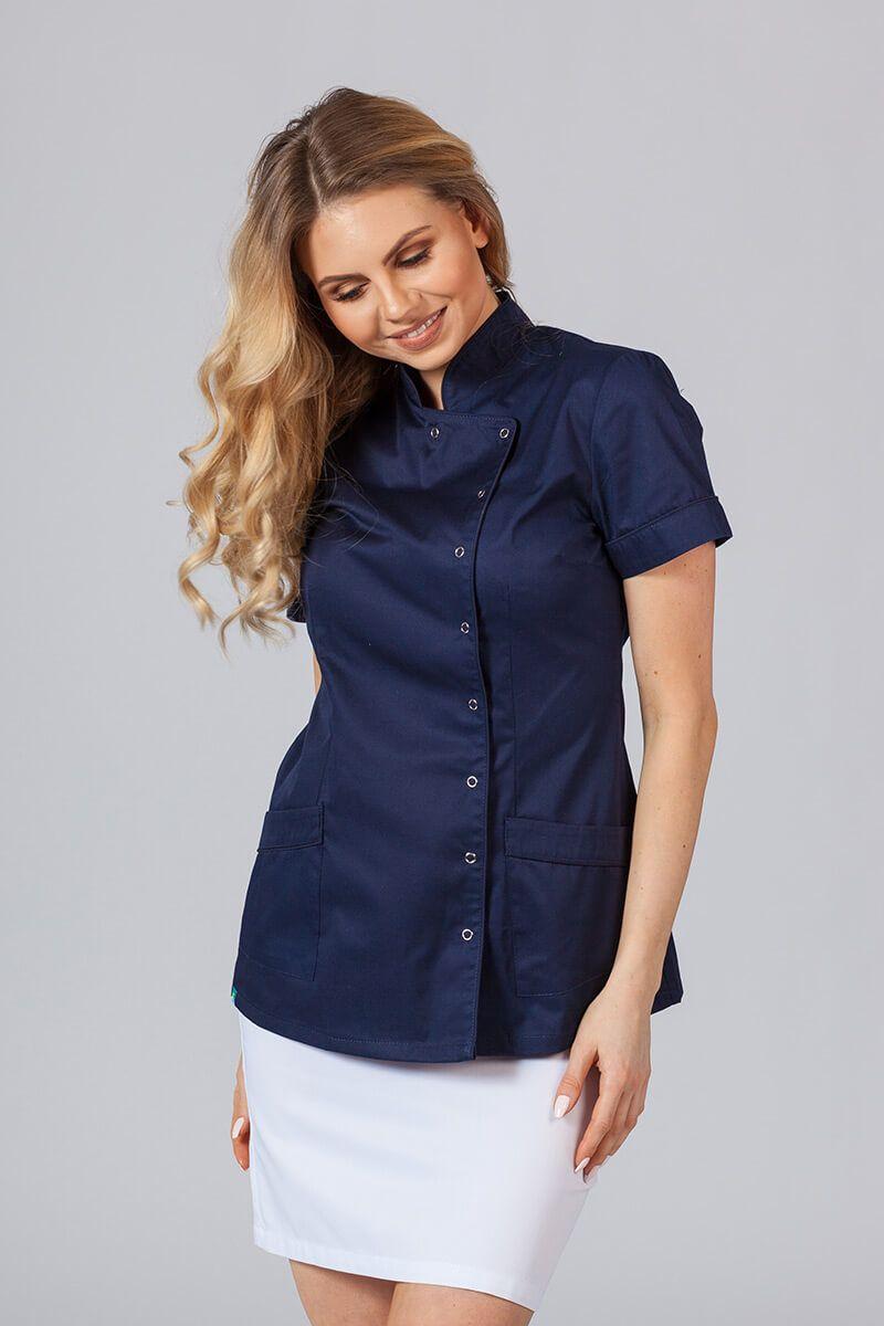 Tunika Elegance Sunrise Uniforms námornícká modrá