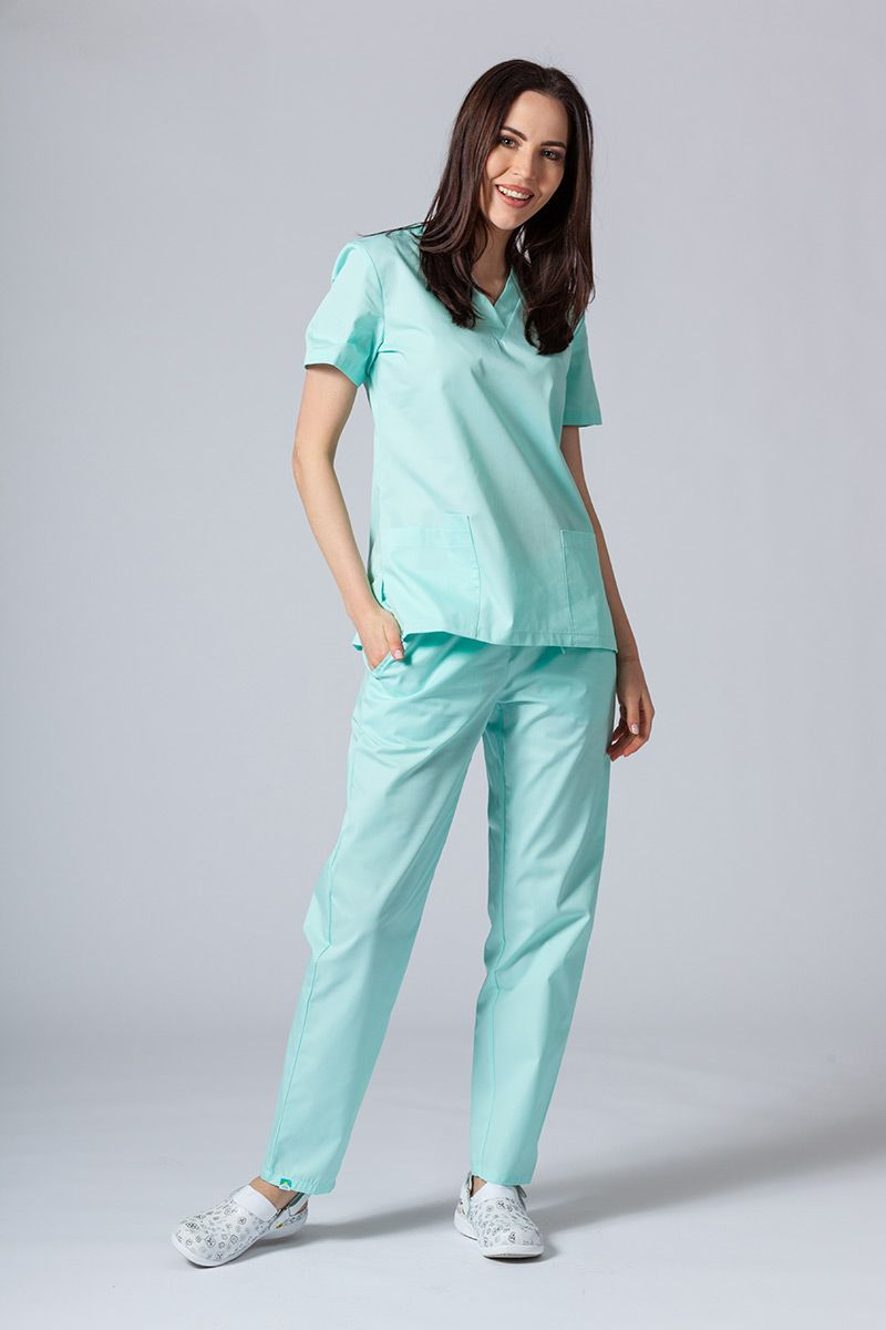 Zdravotnický komplet Sunrise Uniforms mátový