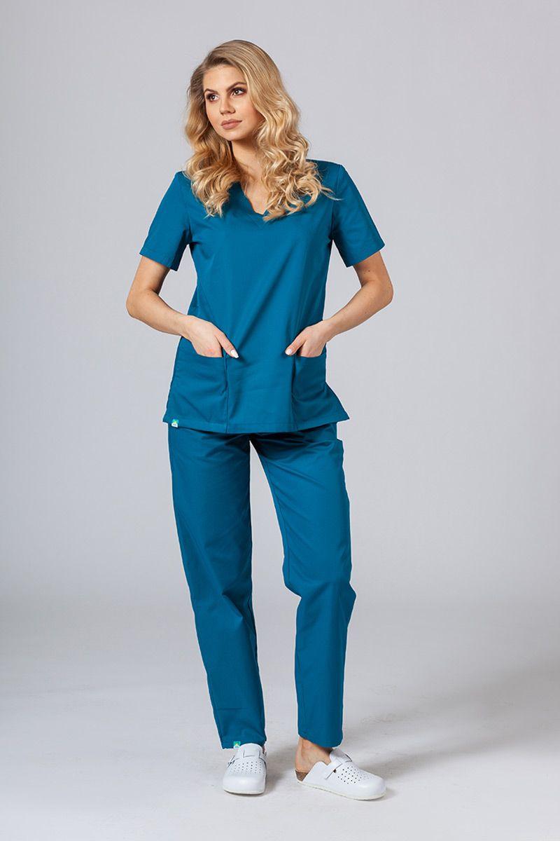 Zdravotnická súprava Sunrise Uniforms karibsky modrá