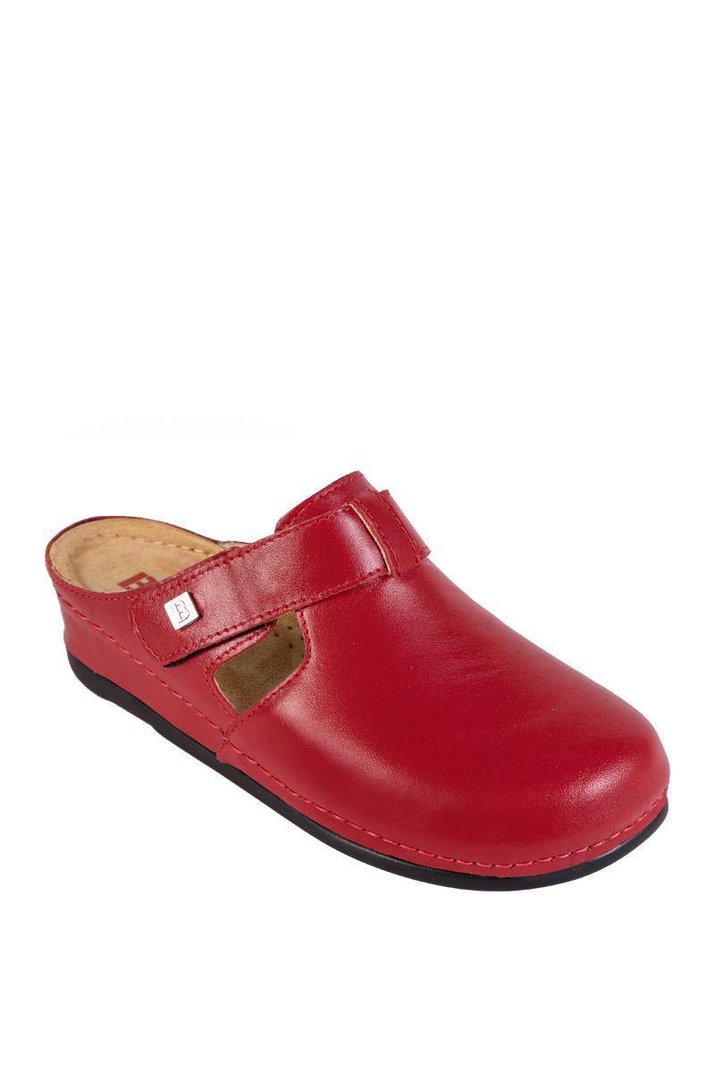 Zdravotnická obuv Buxa Anatomic BZ240 červená