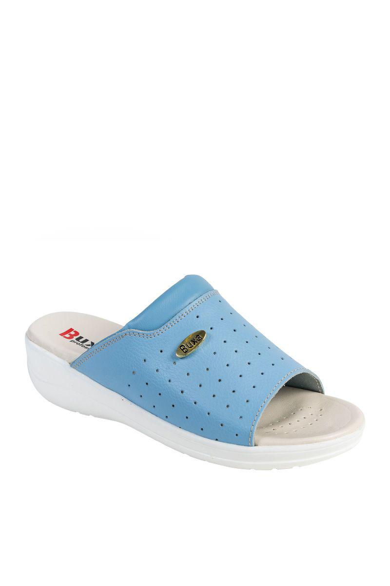 Zdravotní obuv Buxa model Professional Med30 modrá