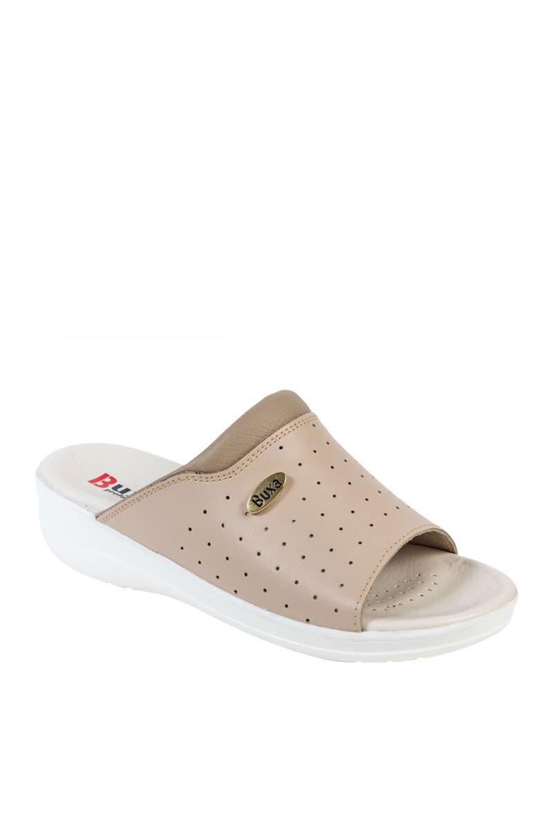 Zdravotní obuv Buxa model Professional Med30 béžová