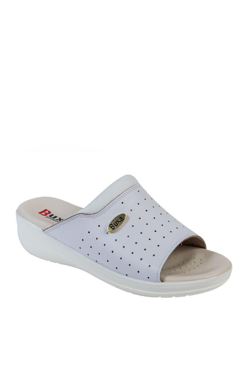 Zdravotní obuv Buxa model Professional Med30 bílá