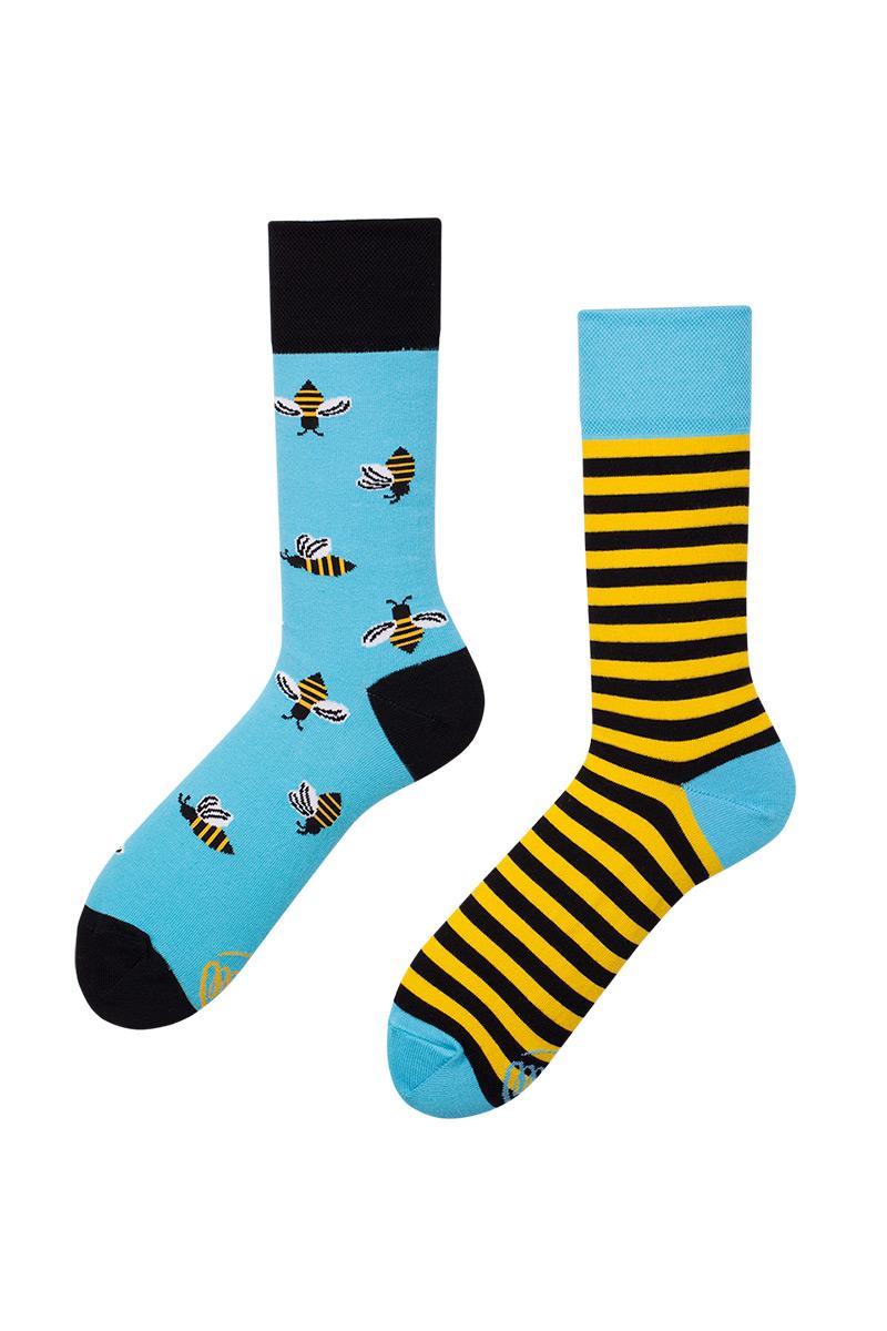 Barevné ponožky Bee Bee - Many Mornings