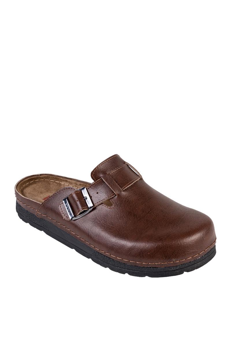 Zdravotní obuv pro muže Buxa Anatomic BZ420 hnědá