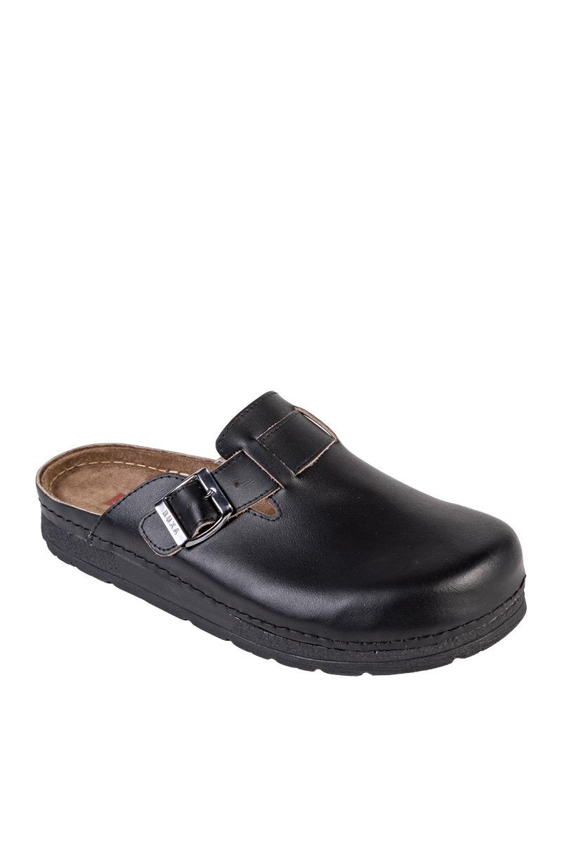 Zdravotní obuv pro muže Buxa Anatomic BZ420 černá