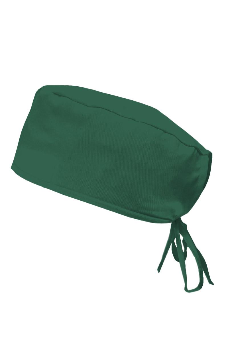 Lekárska čiapka Sunrise Uniforms tmavo zelená