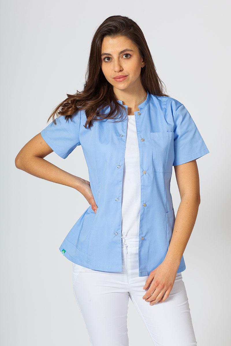 Lékařské sako 01 Sunrise Uniforms modré