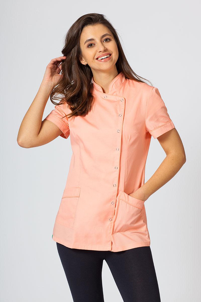 Tunika Elegance Sunrise Uniforms lososová