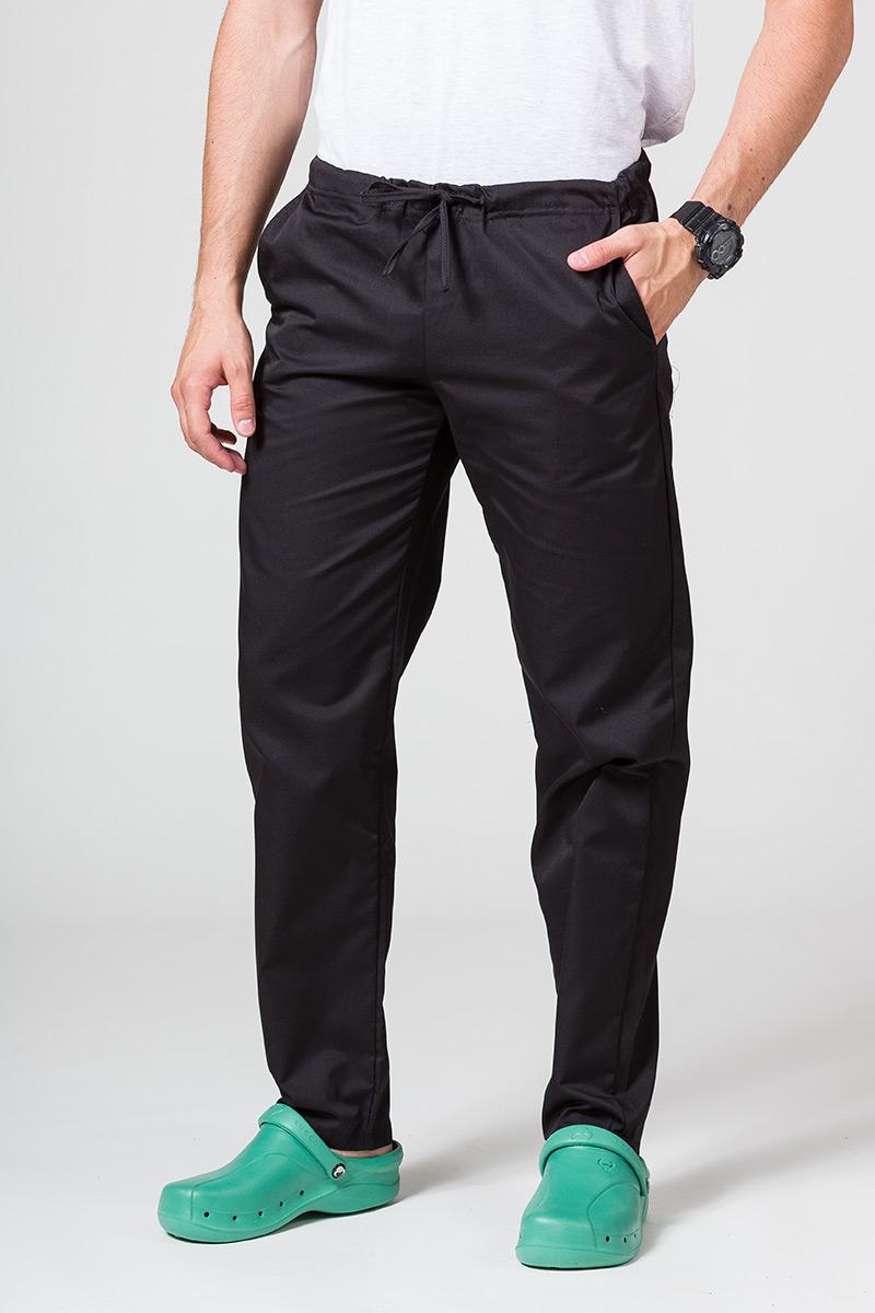 Univerzální lékarské nohavice Sunrise Uniforms čierne