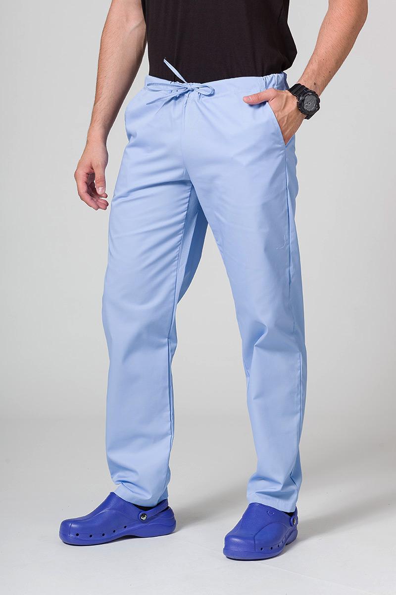 Univerzální lékařské kalhoty Sunrise Uniforms modré