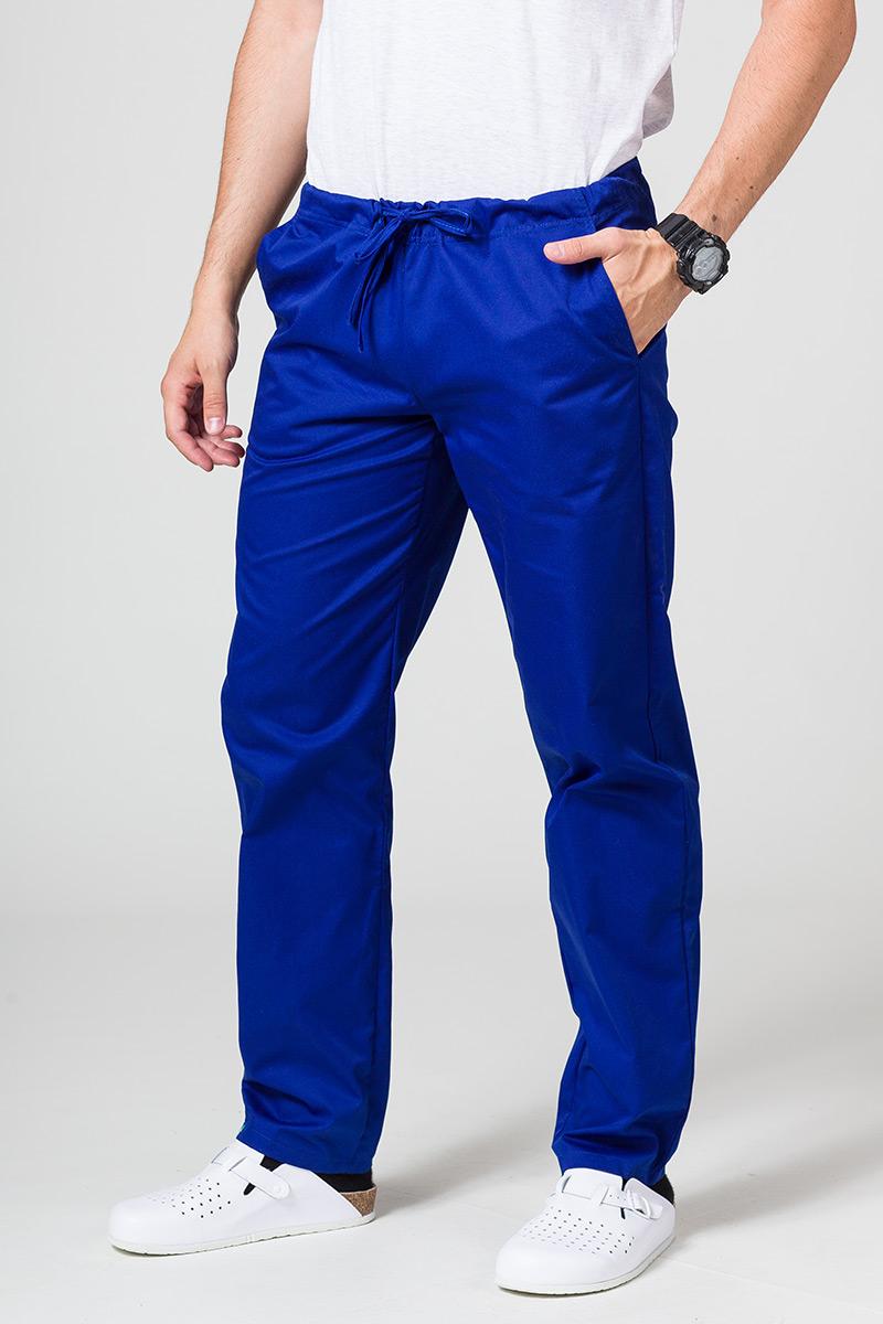Univerzální lékarské kalhoty Sunrise Uniforms tmavo modré