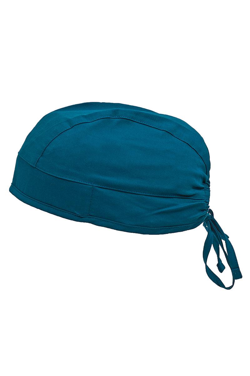 Lekárska čiapka Maevn Elastic Unisex karaibsky modrá