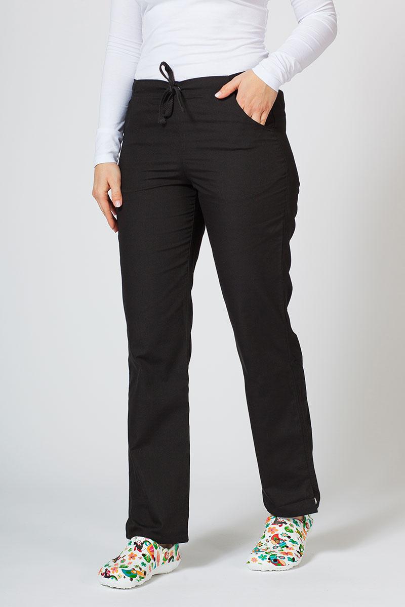 Lékařské kalhoty Maevn Red Panda černé