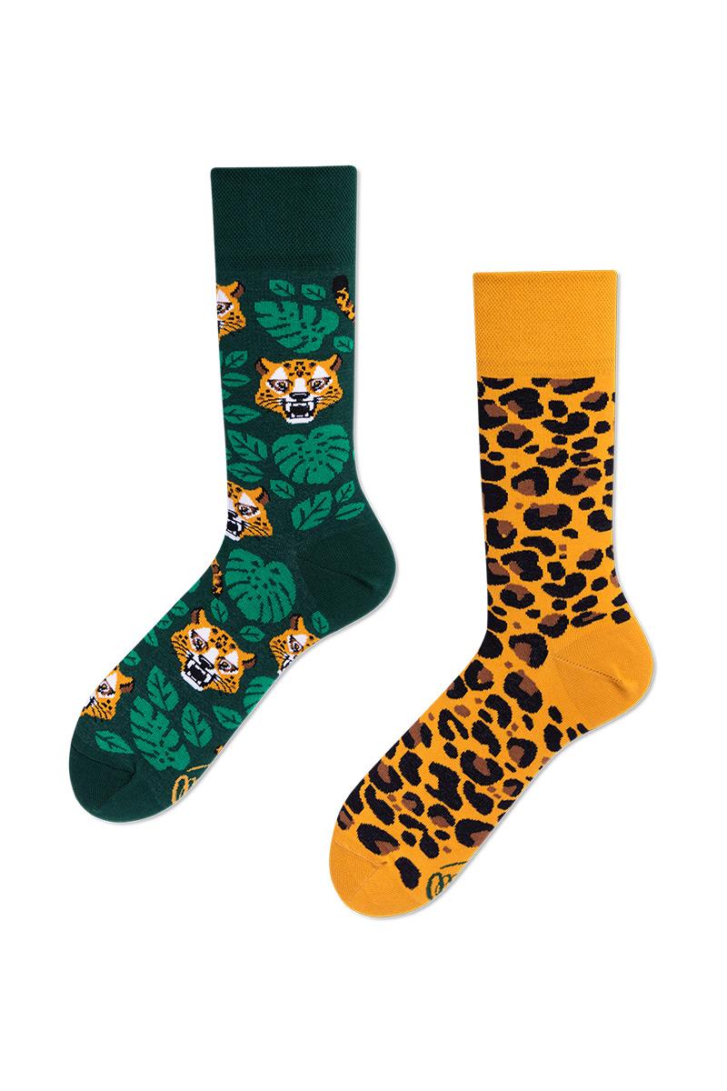 Barevné ponožky El Leopardo - Many Mornings