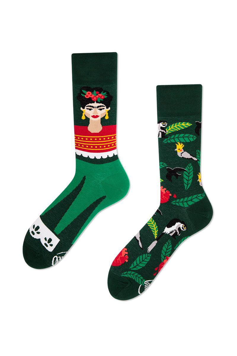 Barevné ponožky Feel Frida - Many Mornings