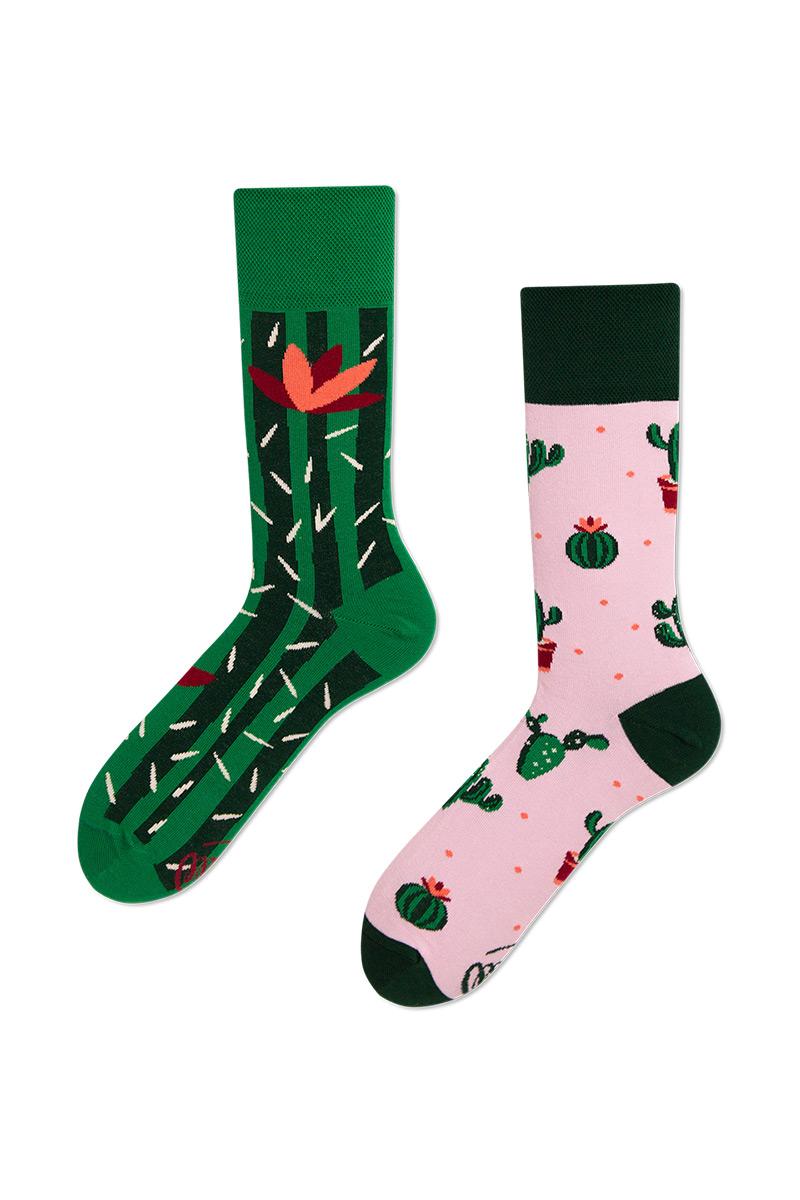 Barevné ponožky Summer Cactus - Many Mornings
