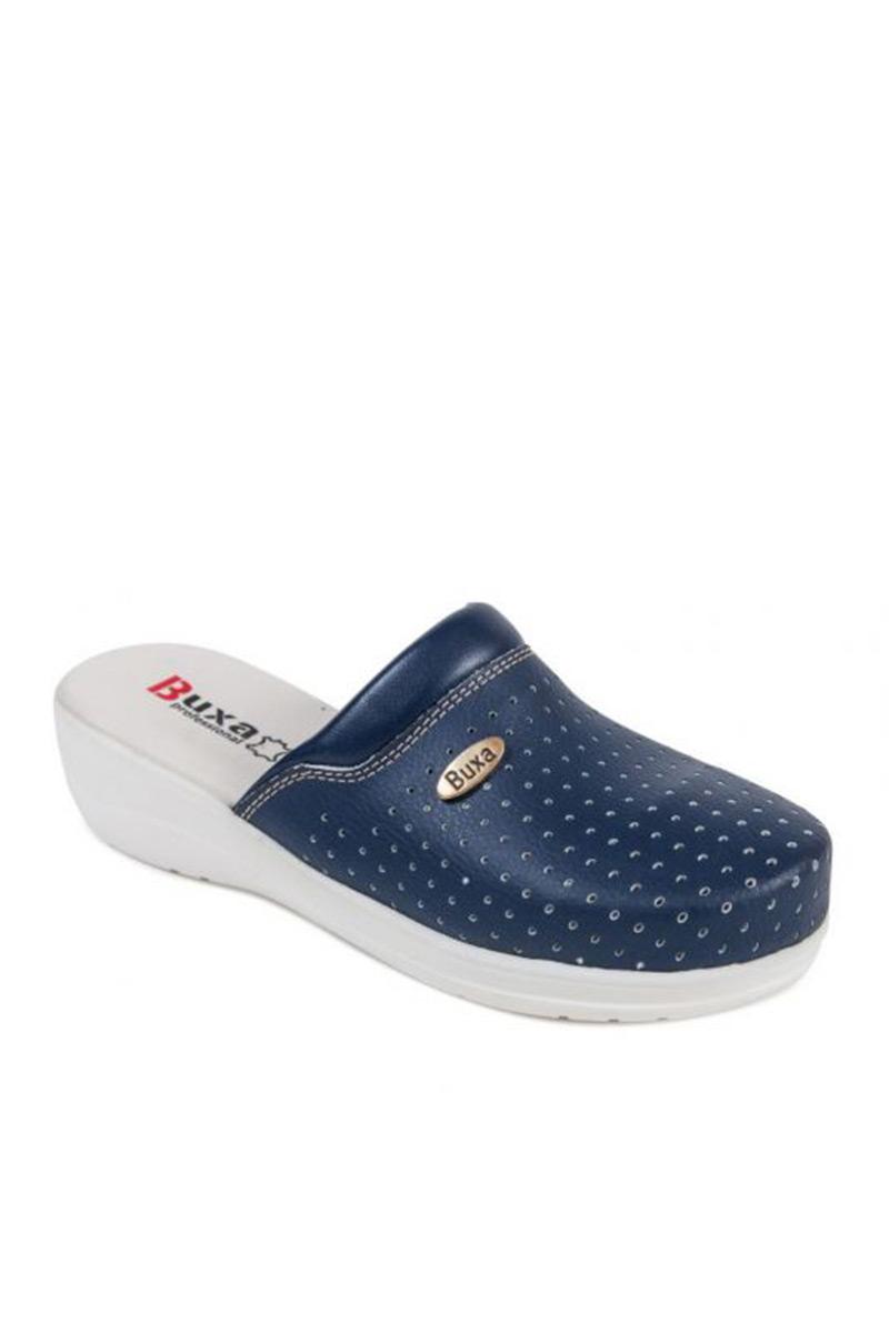 Zdravotní obuv Buxa model professional Med11 námořnická modř