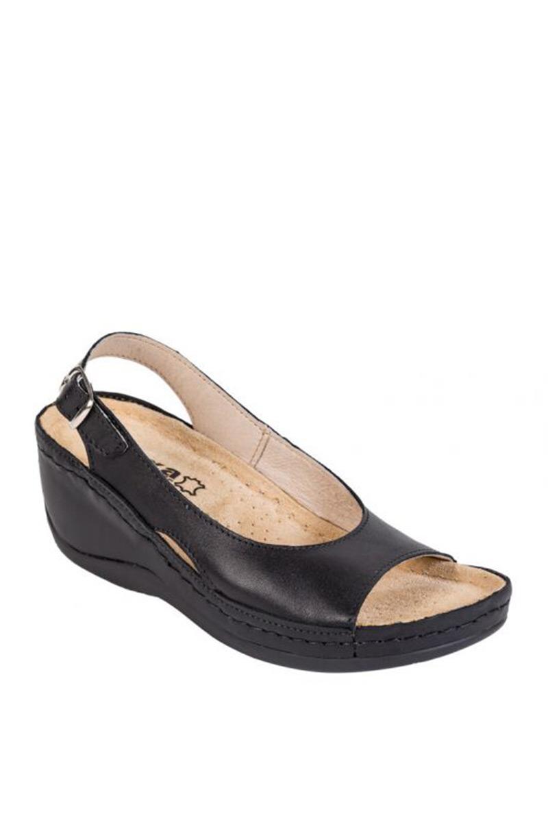Zdravotnická obuv Buxa Anatomic BZ330 černá