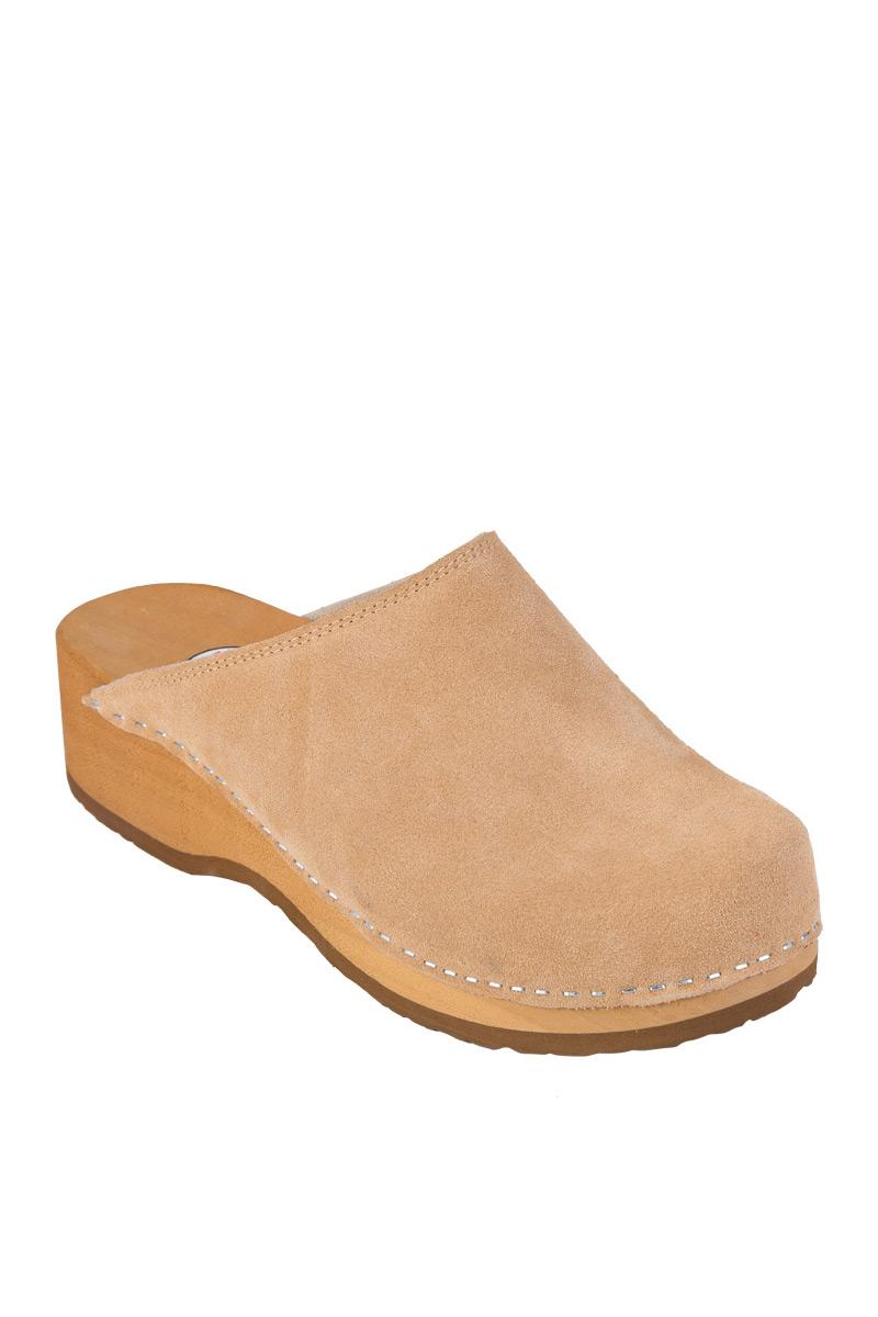 Zdravotní obuv Buxa model PZM1 béžový semiš