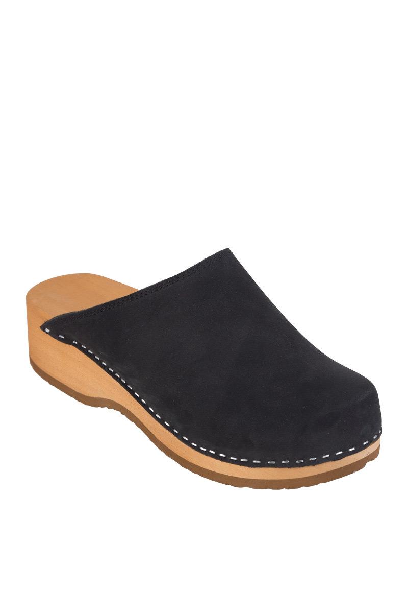 Zdravotní obuv Buxa model PZM1 černý nubuk