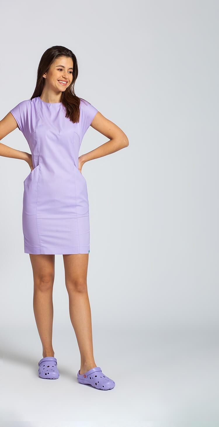 Lekárske šaty
