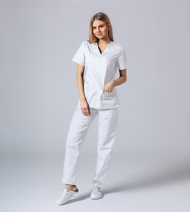 Zdravotnická súprava Sunrise Uniforms šedá
